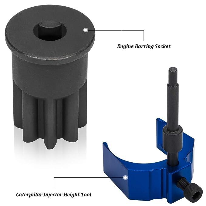 Amazon com: Caterpillar Injector Height Tool for Caterpiller