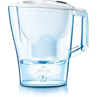 BRITA Aluna Cool White Water Filter Jug 2.4 Liter