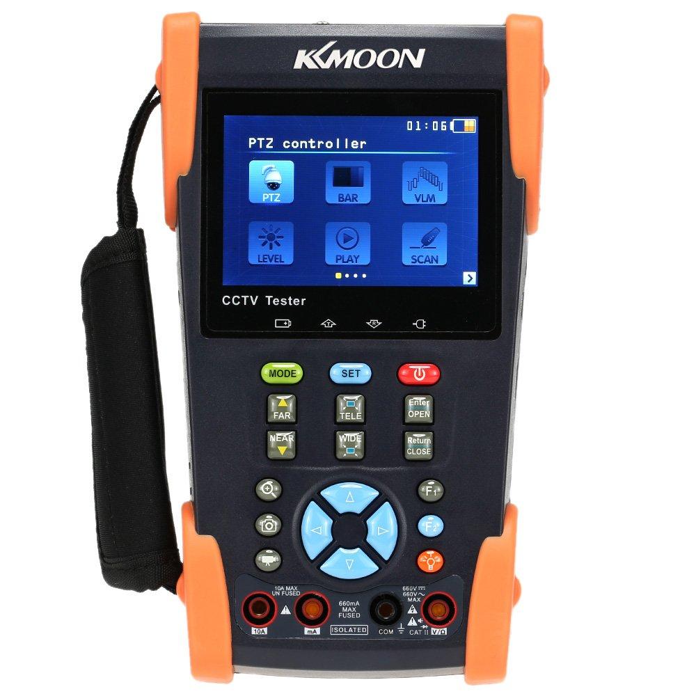 KKmoon CCTV Tester 3.5 Inch LCD Monitor CCTV Tester; Video Monitor ...