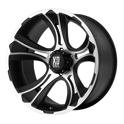 Amazon Com Xd Series Xd809 Wheel With Chrome Finish 20x95x5