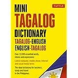 Tagalog-english, English-tagalog Dictionary (Tuttle Mini Dictionary)