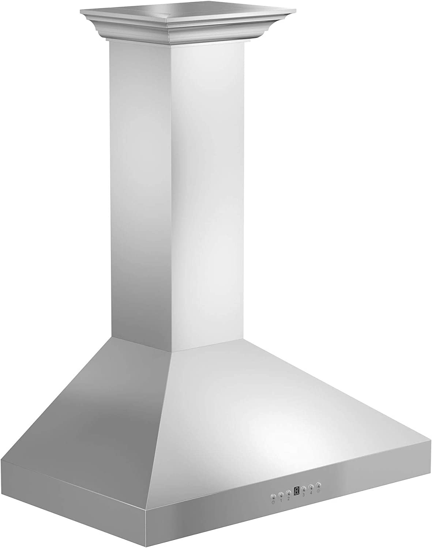 ZLINE KL3CRN-36 Range Hood, 36 in, Stainless Steel