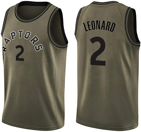 XXL NEW Toronto Raptors #2 Kawhi Leonard Basketball Jersey Size S