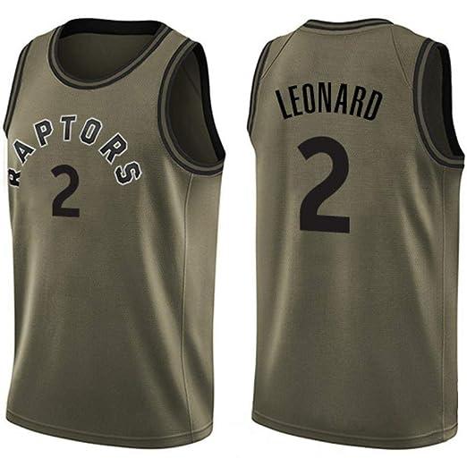 AKCHIUY Camiseta De Baloncesto para Hombre, Kawhi Leonard # 2 NBA ...