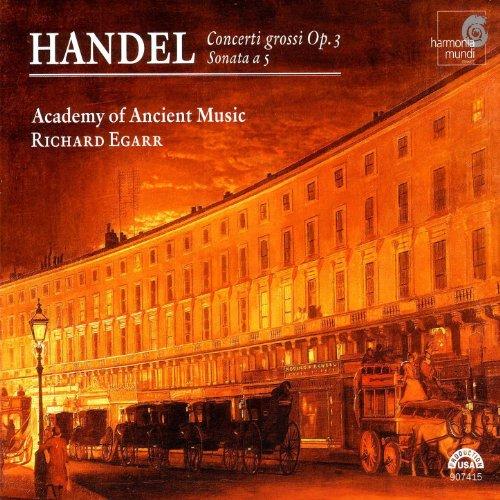 Handel: Concerto grosso Op. 3 No. 3 in G major: II - Adagio