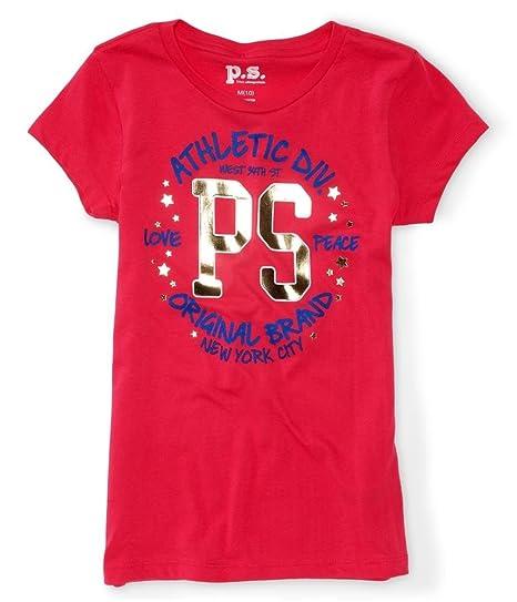 Aeropostale Girls 14 Graphic T-Shirt