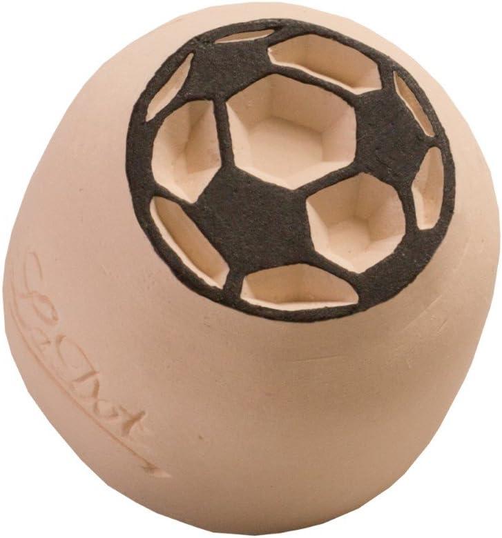 LaDot - Tatuaje temporal, diseño de balón de fútbol: Amazon.es ...