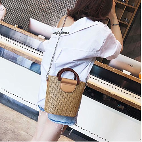 dos taille Boutique au Colorful Sac à femme porté unique Kaki Minions pour main Khaki PYwfqnxSx4
