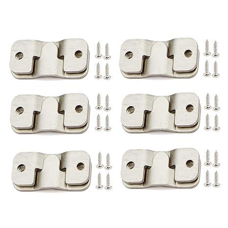 Amazon.com: Hoowen - Soporte universal de metal para sofá y ...