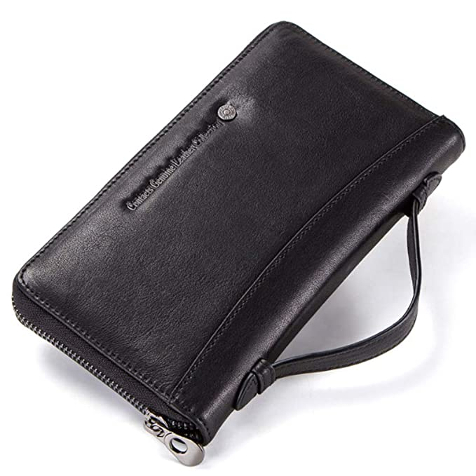 Amazon.com: HHF Purses & Wallets Mens Leather Wallet ...