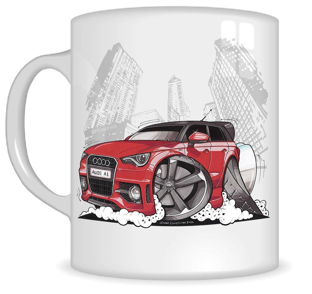 Regalos de Koolart k3145-mg dibujos animados de Audi A1 ...