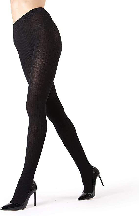 Now THOUGHT BRAINTREE RRP £18 S M XL L Edith Bamboo Tights Rust