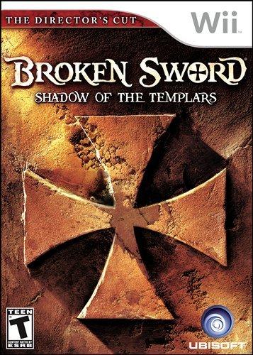 Broken Sword: Shadow of the Templars - Nintendo Wii (Broken Sword The Shadow Of The Templars)