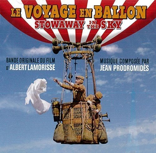 Price comparison product image Le Voyage en Ballon (Stowaway in the Sky)(1960)