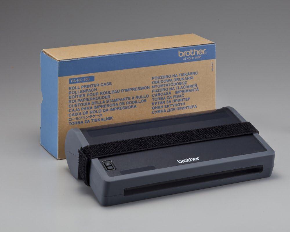 Brother PARC600 - Estuche para Rollo e Impresora: Amazon.es: Oficina y papelería