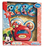 Disney Mickey Mouse Clubhouse ''Sing with Me'' CD Player