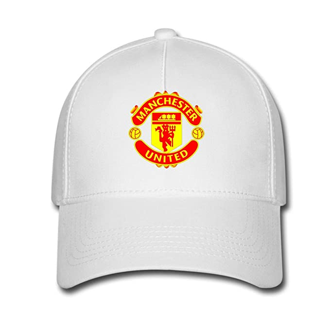 b307e371edb768 Cuth Manchester United FC Unisex Snapback Caps Adjustable Print Baseball  Hats: Amazon.ca: Clothing & Accessories