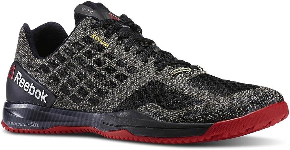 331b16938a4c6c Reebok Crossfit Compete 6 14 Mens Training Shoe 9.5 Black-Excellent ...