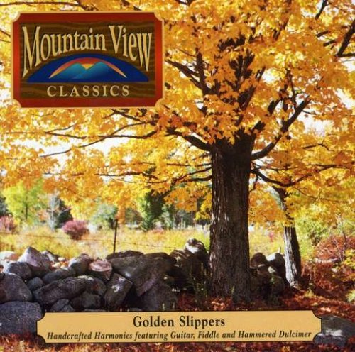 Golden Slippers: Handcrafted Harmonies Featuring Guitar, Fiddle & Hammered Dulcimer