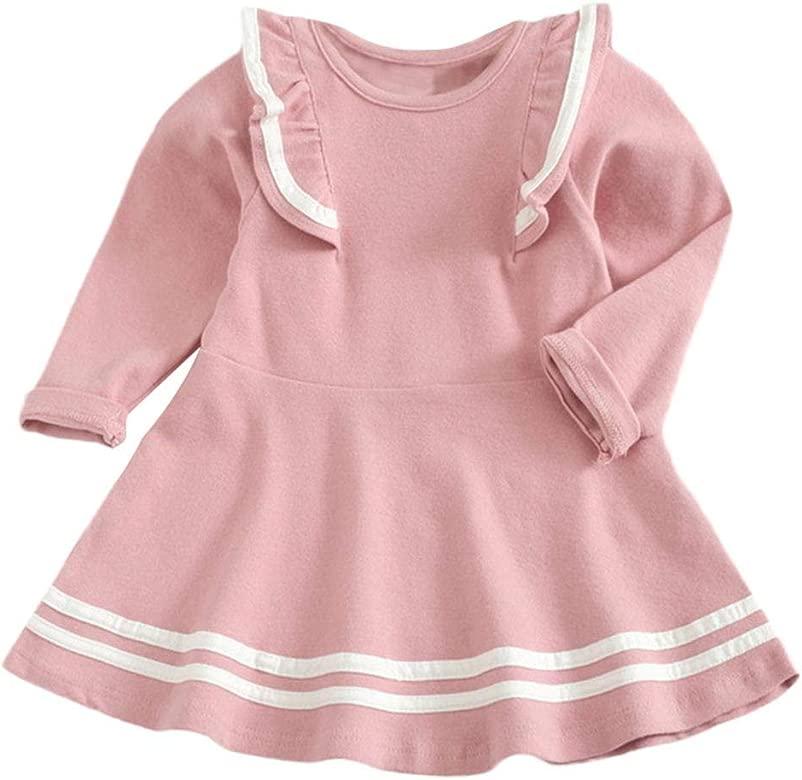 SamMoSon♥♥Ropa para Niña Vestidos BebéS Faldas Vestido ...