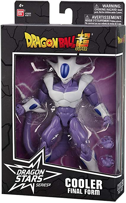 Dragon Ball Super Dragon Stars Series 16 Cooler Final Form *Brand New**Sealed*