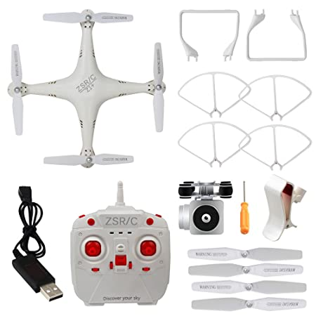 Alt Verano Plegable dron con Mando a Angular HD cámara WiFi, FPV ...