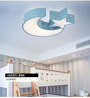 BRIGHTLLT Einladende Jungen Und Mädchen Kinderzimmer Lampe ...