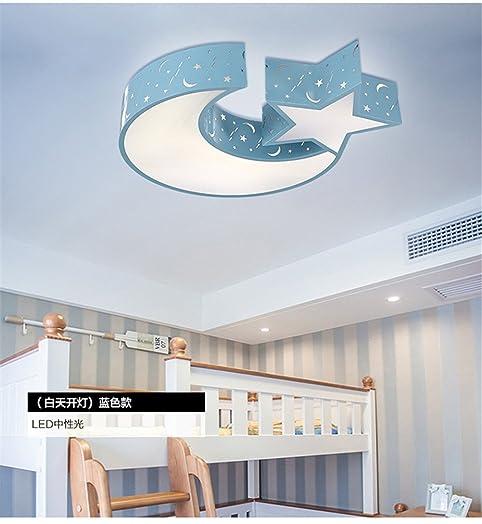 BRIGHTLLT Einladende Jungen und Mädchen Kinderzimmer LAMPE LED ...