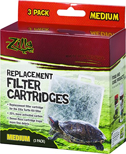 Zilla Reptile Terrarium Replacement Cartridges
