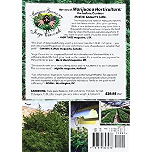 Marijuana Horticulture: The Indoor/outdoor Medical...
