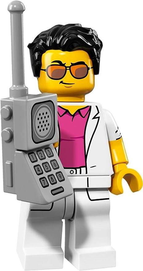 LEGO MINIFIGURES SERIES 17 YUPPIE