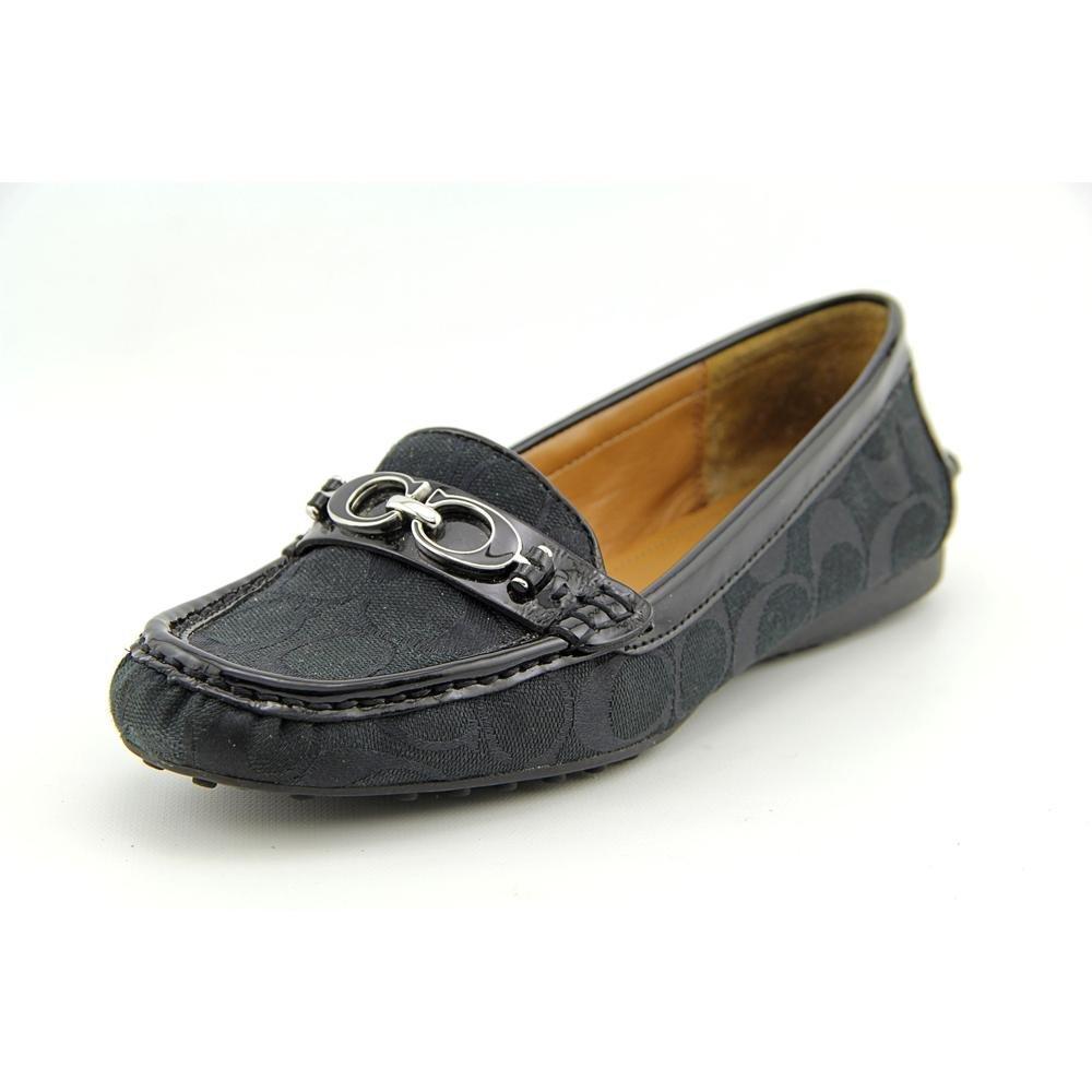 757a29b092a Amazon.com  Coach Fortunata 12CM Signature Black 5m  Shoes