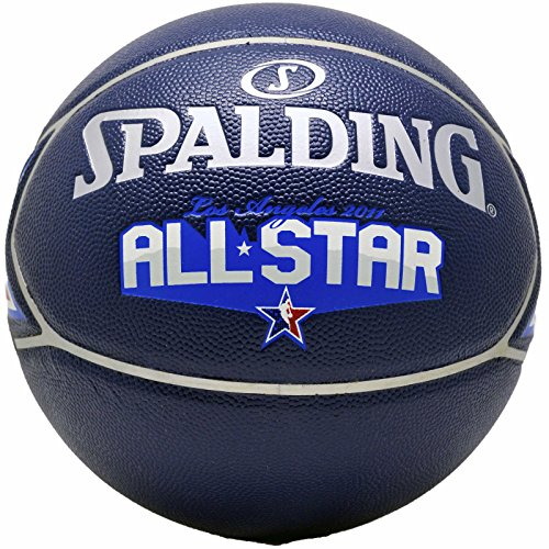New Spalding All Star Basketball Los Angeles 2011