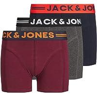 Boxer JACK&JONES Niño Multicolor 12149294 JACLICHFIELD Trunks 3 Pack Noos JR