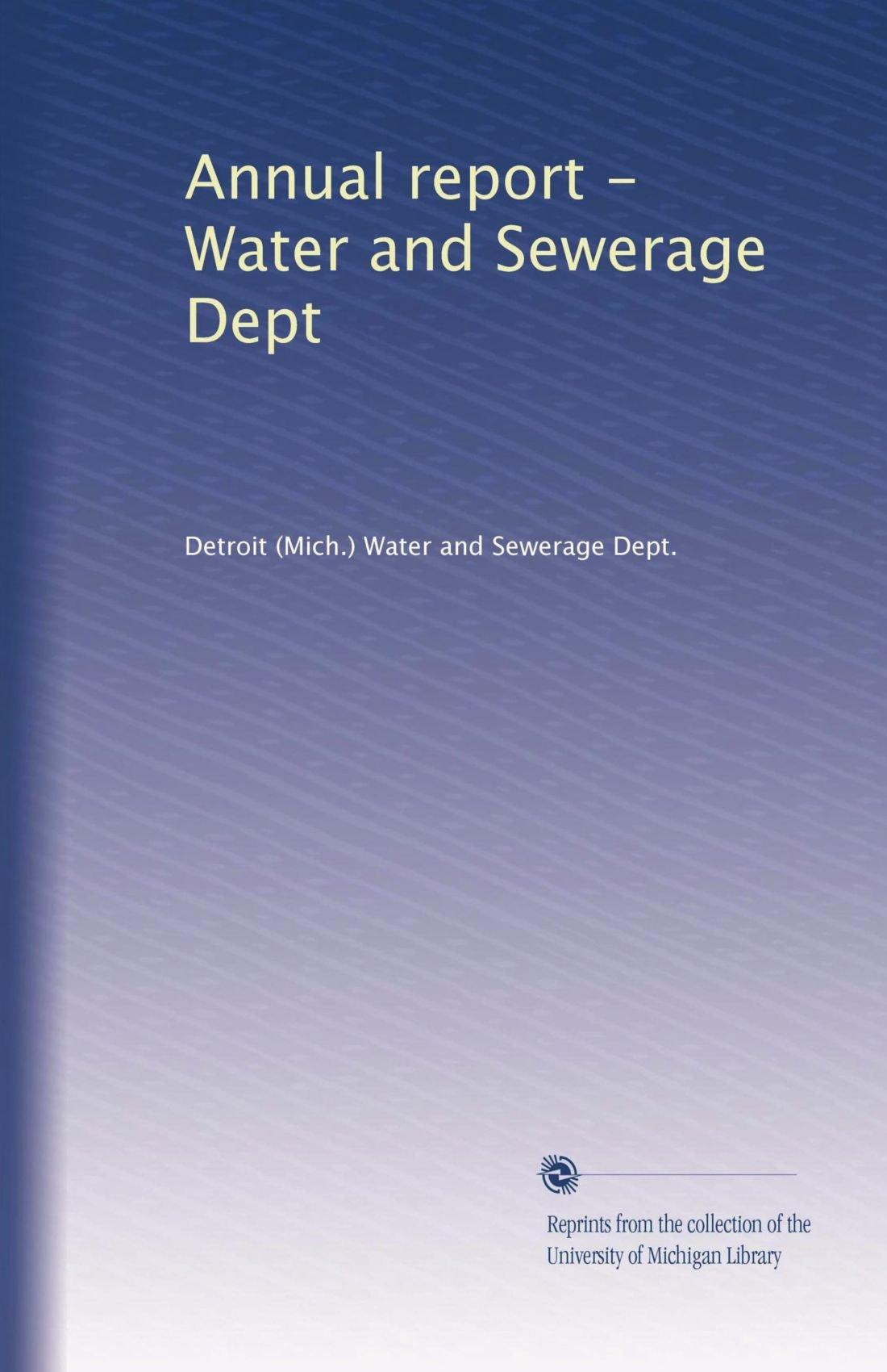 Download Annual report - Water and Sewerage Dept pdf