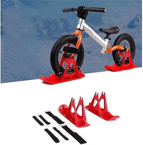 Juego de esquí de Nieve para Bicicletas de Equilibrio, para Piezas ...