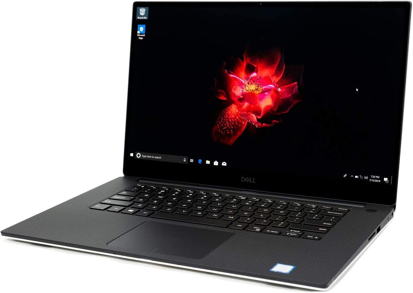 New XPS 15 7590 The World's Smallest 15.6-inch Performance Laptop with a Stunning 4K UHD OLED Display 9th Gen Intel i9-9980HK GTX 1650 4GB Plus Best Notebook Pen Light (1TB SSD|32GB RAM|Win 10 PRO)