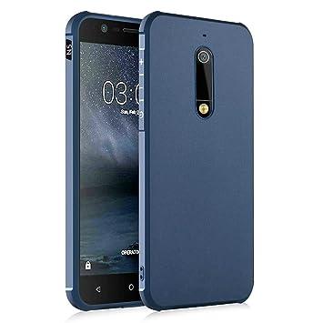 Hevaka Blade Nokia 5 Funda - TPU Carcasa Smart Case Cover Para ...