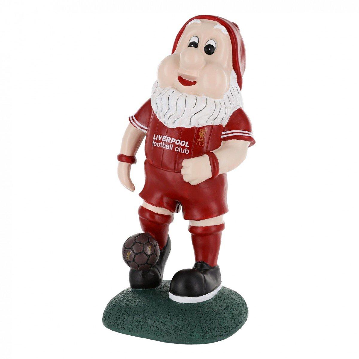 Liverpool FC Retro Garden Gnome red FC Liverpool