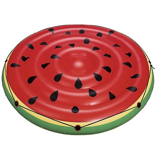 Bestway - Colchón hinchable gigante impermeable (diámetro 188 cm ...