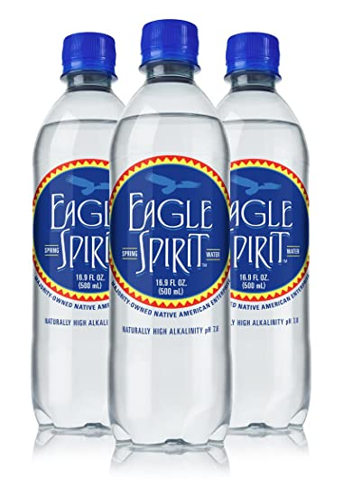 amazon com eagle spirit spring water grocery gourmet food