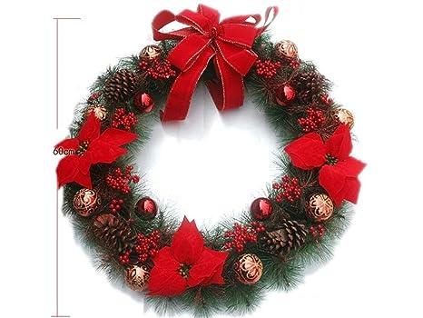Decorazioni Natalizie Cartoncino.Bellissima Decorazione Natalizia Pendenti Di Ghirlanda Di Natale