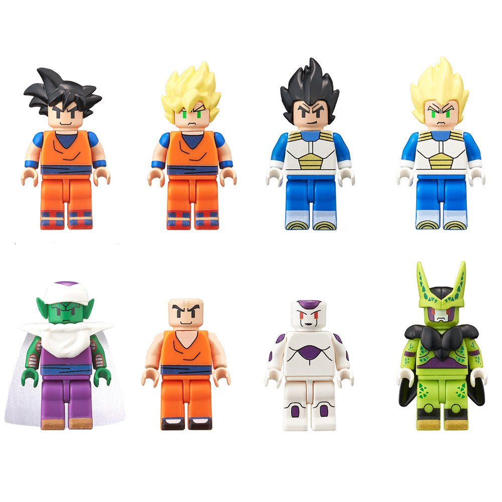 Dragon Ball 10 pcs with chewing gum by Bandai (Image #9)