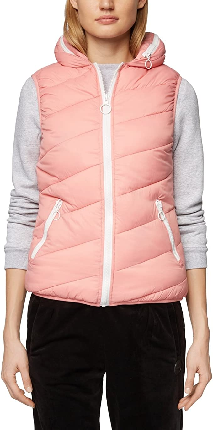 Bench Core Puffer Vest Chaleco para Mujer