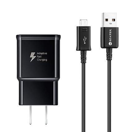 Amazon.com: Kit de cargador de pared para Galaxy S7 con ...