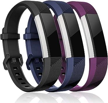 Amazon.com: Maledan - Bandas de repuesto para Fitbit Alta ...