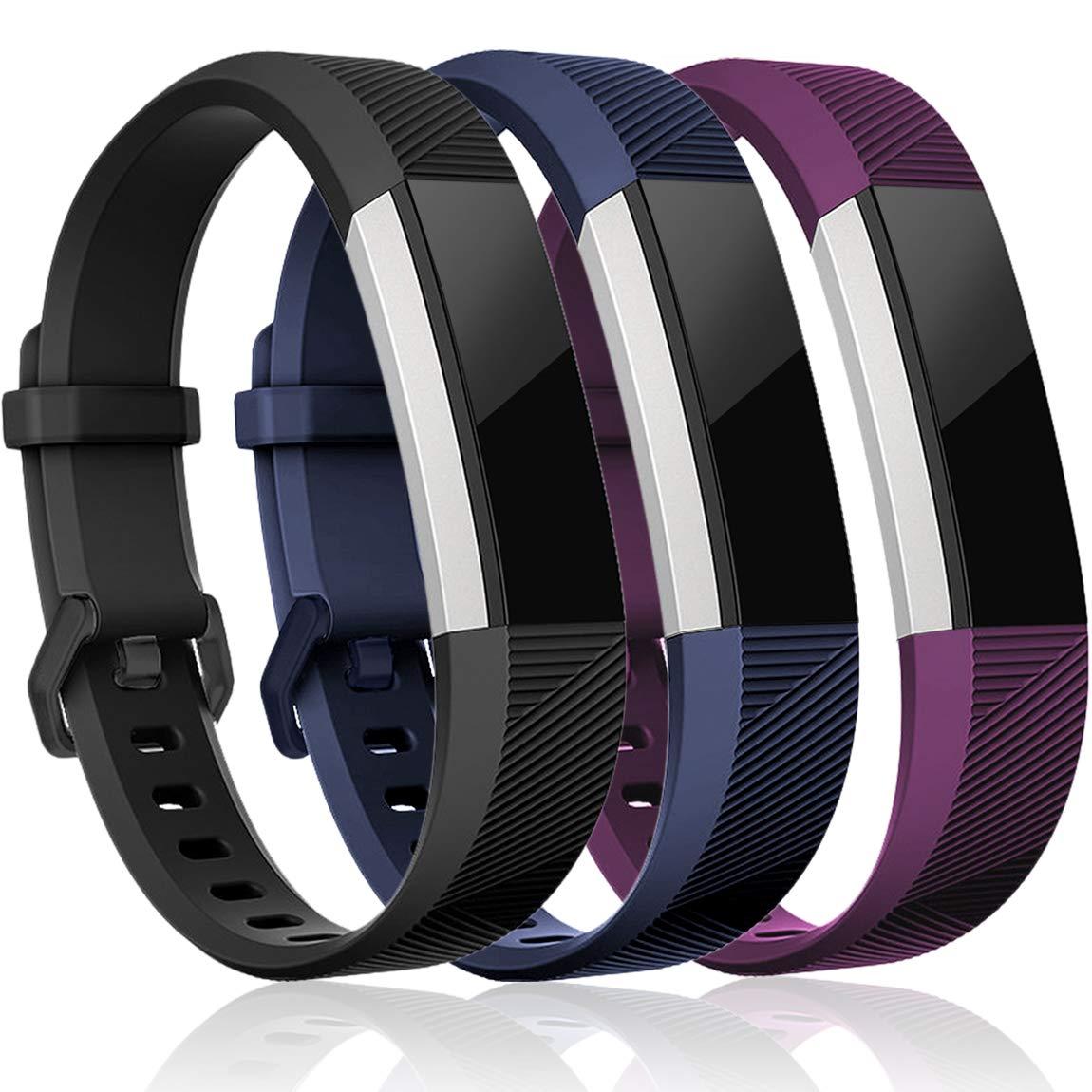Mallas Reloj Fitbit Alta, Alta Hr, Fitbit Ace (3 Unid (KNZ6)