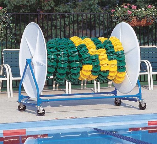 Competitive Swimming Competitor Storage Reel ()