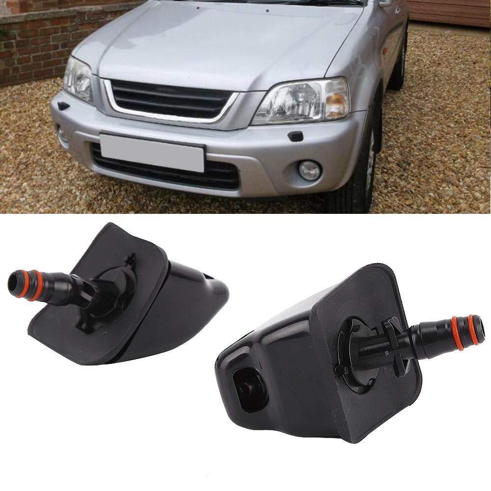 Set Lave-phares Pulv/érisateur de Buse Deau Compatible Avec HONDA CRV CR-V II 2 MK2 01-05 Lave Phares 2pcs