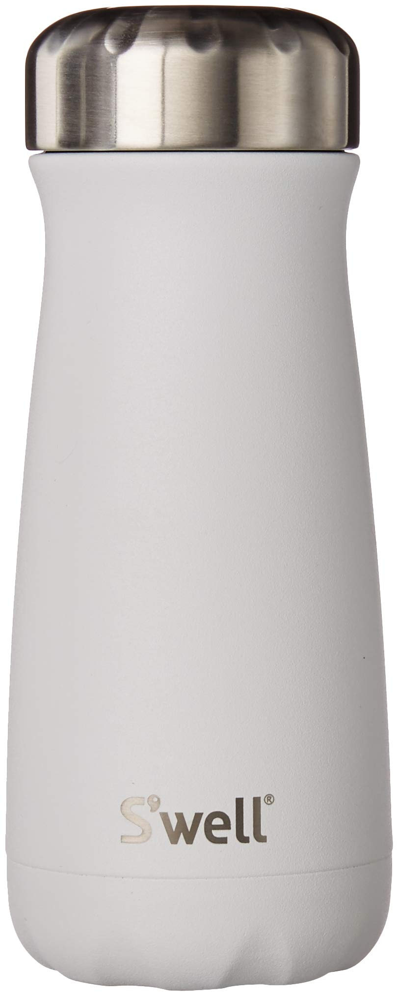 S'well Stainless Steel Travel Mug, 16 oz, Moonstone
